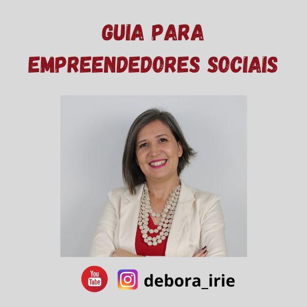 Imagem principal do produto Guia para Empreendedores Sociais