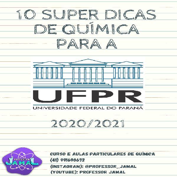 Imagem principal do produto 10 Super Dicas para o Vestibular da UFPR 2020/2021