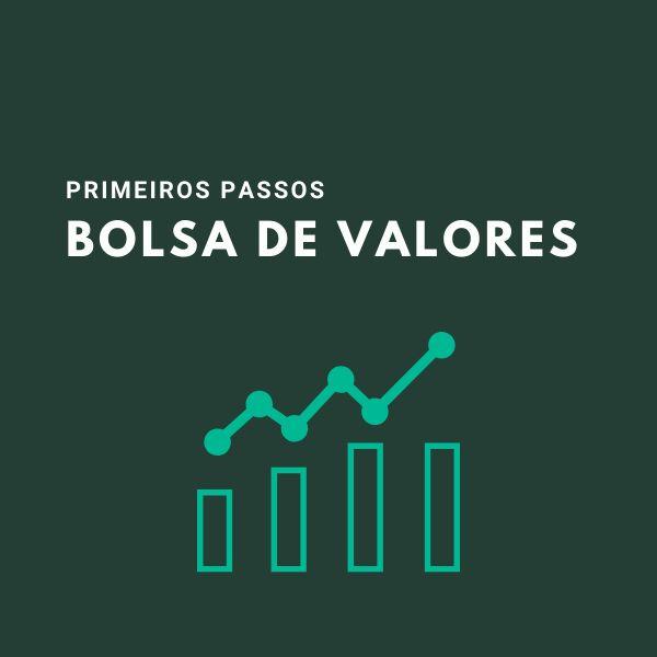 Imagem principal do produto Bolsa de Valores - Primeiros Passos