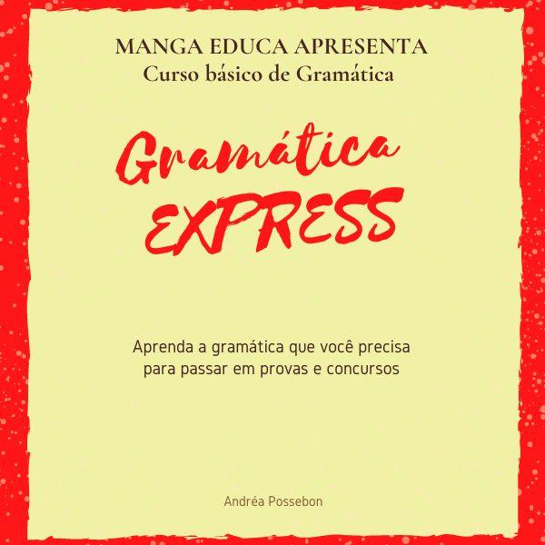 Imagem principal do produto Gramática Express