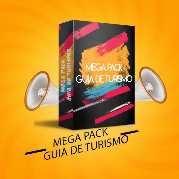 Imagem principal do produto Mega Pack do Guia de Turismo