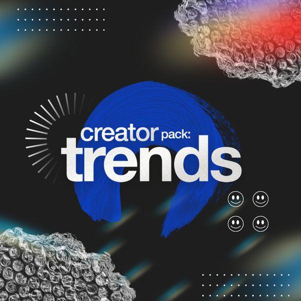 Imagem principal do produto Creator Pack / Trends