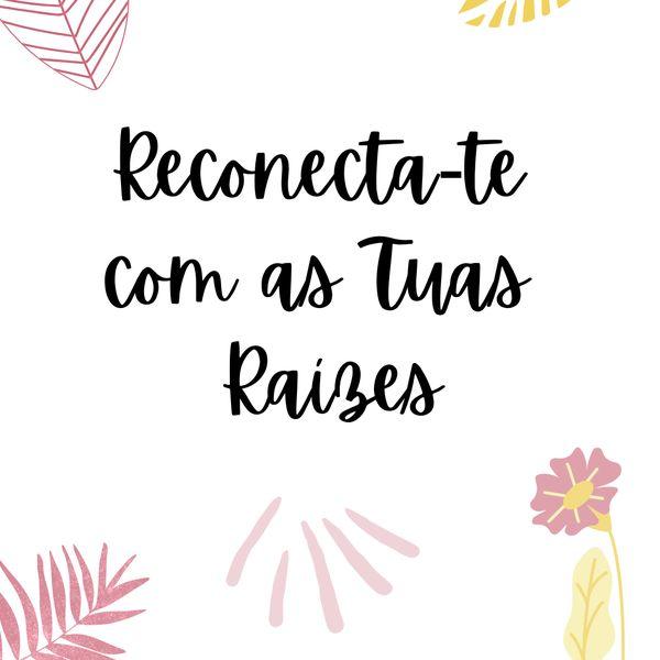 Imagem principal do produto Reconecta-te com as Tuas Raízes - WorkBook
