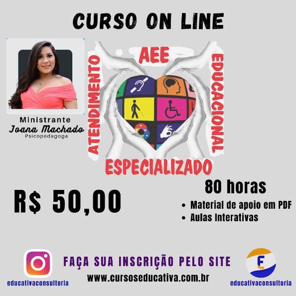 Imagem principal do produto AEE - Atendimento Educacional Especializado