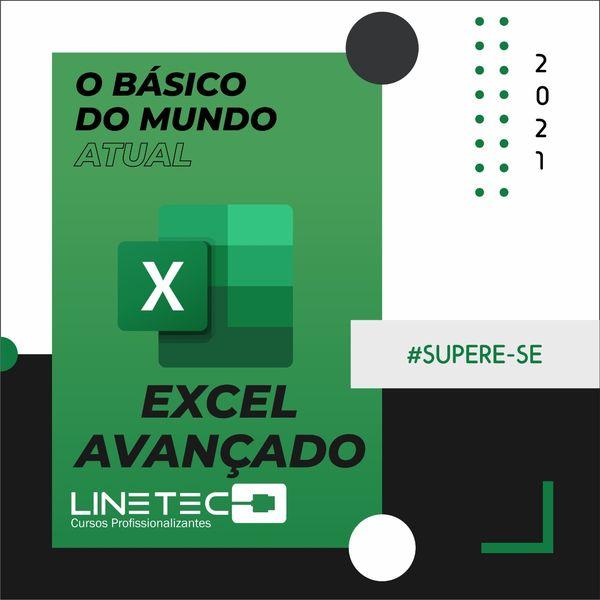 Imagem principal do produto Excel Avançado