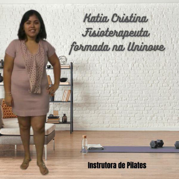 Imagem principal do produto Pilates a distancia