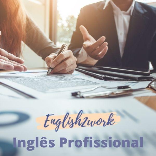 Imagem principal do produto English2work - Inglês Profissional