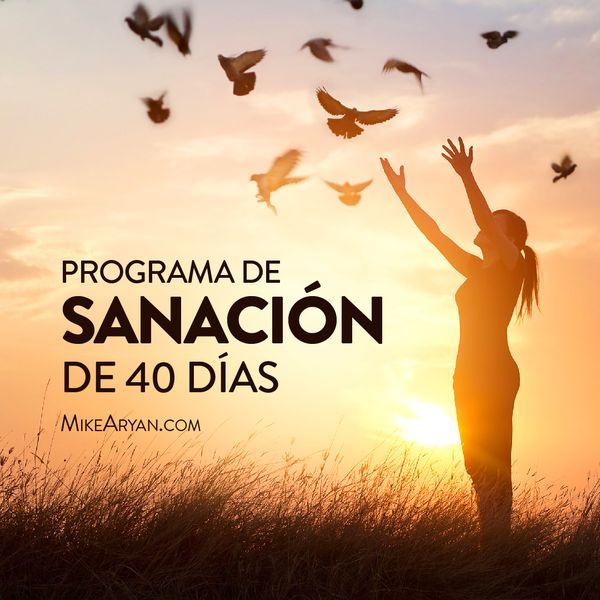 Imagem principal do produto Programa de Sanación de 40 días