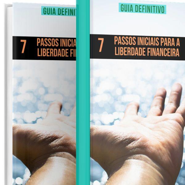 Imagem principal do produto 7 PASSOS INICIAIS PARA A LIBERDADE FINANCEIRA