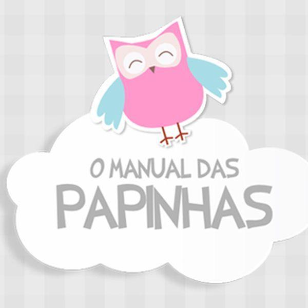 Imagem principal do produto Livro Manual Das Papinhas