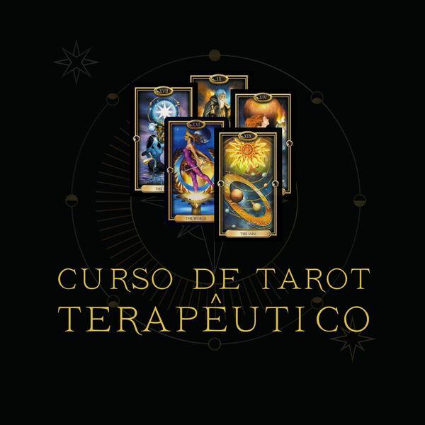 Imagem principal do produto Curso de Tarot Terapêutico