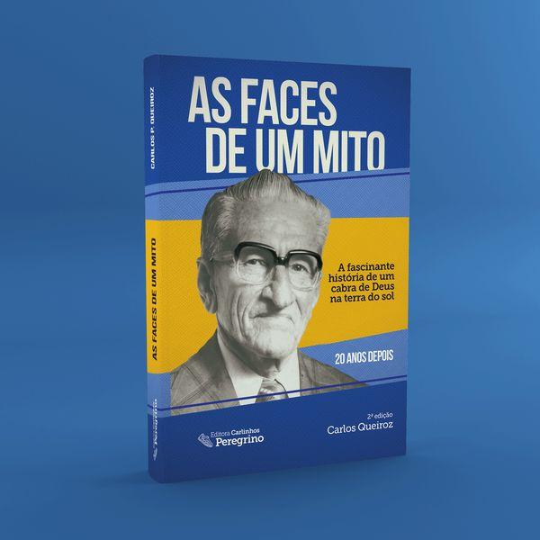 Imagem principal do produto As Faces de Um Mito