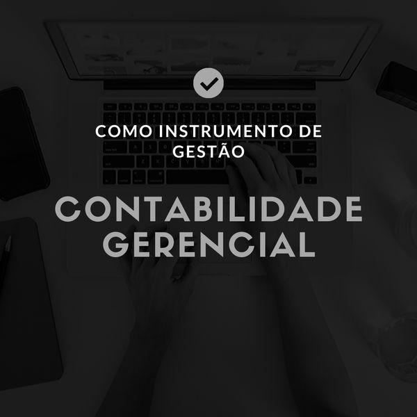 Imagem principal do produto Contabilidade Gerencial como Instrumento de Gestão