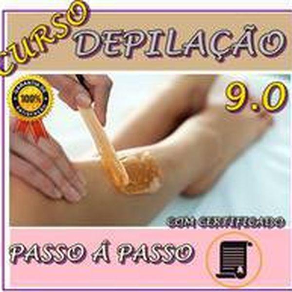 Imagem principal do produto CURSO DEPILAÇÃO 9.0