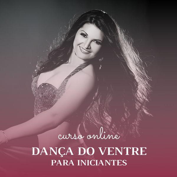 Imagem principal do produto Dança do Ventre para iniciantes