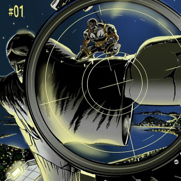 Imagem principal do produto Condor HQ vol.1