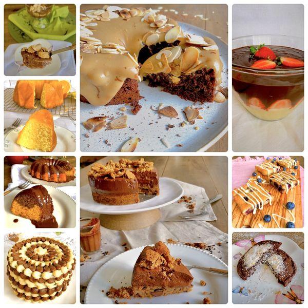 Imagem principal do produto E-book: As melhores receitas doces e saudáveis