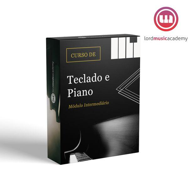 Imagem principal do produto Bundle Certificação Completa em Piano Lord Music Academy