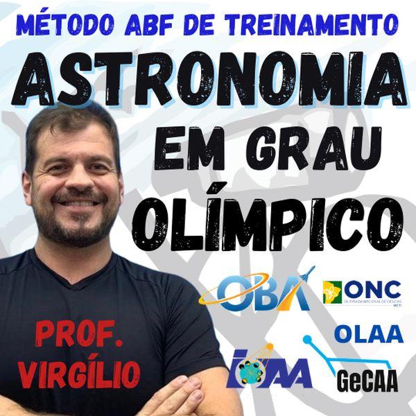 Imagem principal do produto Astronomia para Olimpíadas