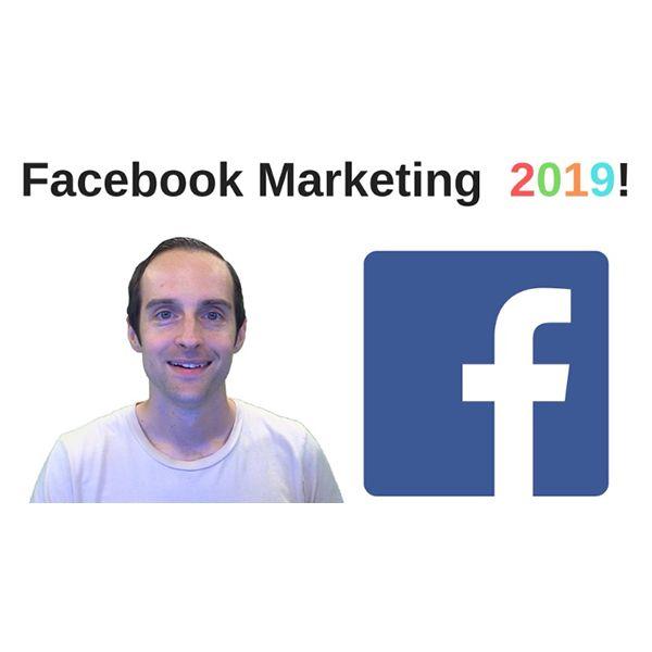Imagem principal do produto Facebook Marketing 2019