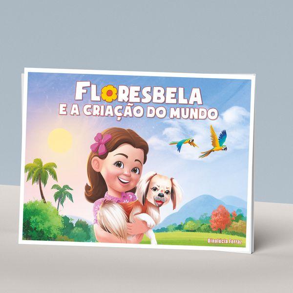 Imagem principal do produto Floresbela e a criação do mundo - Ebook Digital