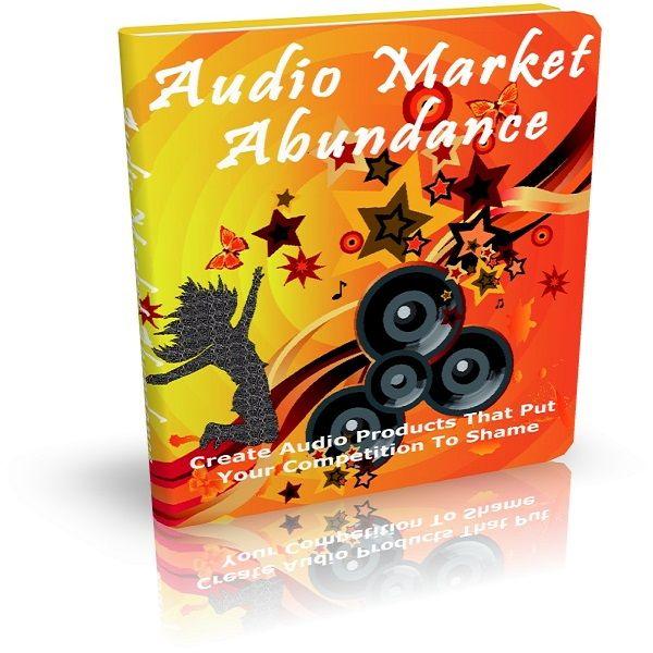 Imagem principal do produto Audio Market Abundance