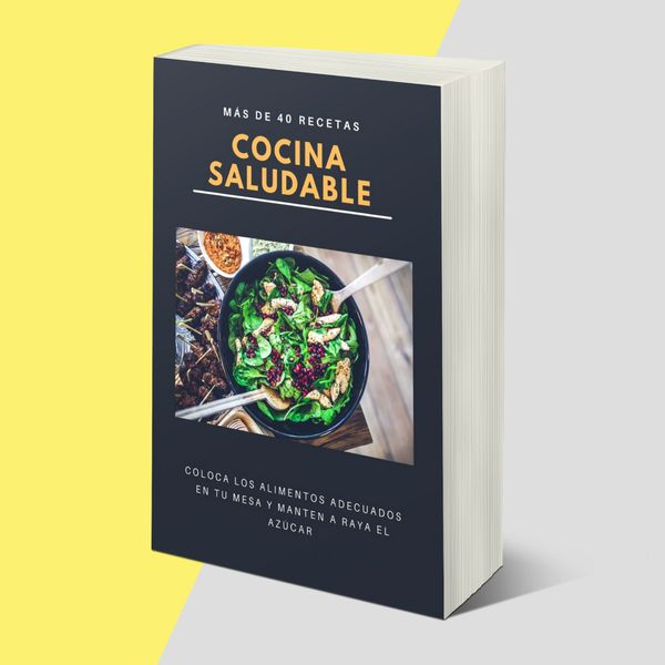 Imagem principal do produto cocina saludable