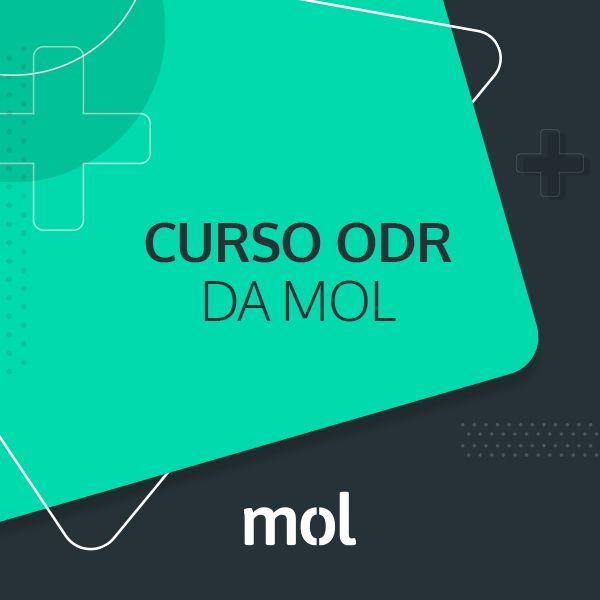 Imagem principal do produto Curso ODR da MOL
