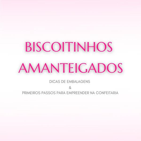 Imagem principal do produto eBook Biscoitinho Amanteigado
