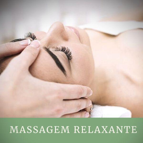 Imagem principal do produto Massagem Relaxante