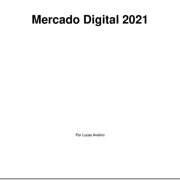 Imagem principal do produto 5 Tendências do Mercado Digital 2022