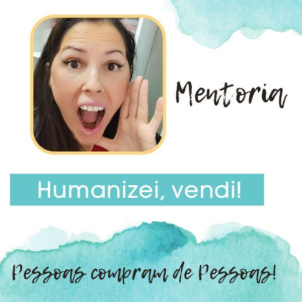 Imagem principal do produto HUMANIZEI, VENDI!