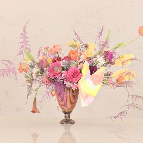 Imagem principal do produto Curso de Design Floral