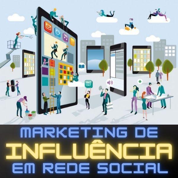 Imagem principal do produto Guia 2021 do Marketing Digital de Influência nas Redes Sociais para Boomers, Recém-aposentados e adultos 50 mais Curso 100% Online