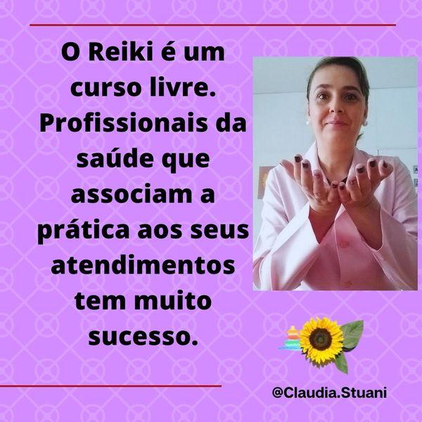 Imagem principal do produto CURSO ON-LINE DE REIKI