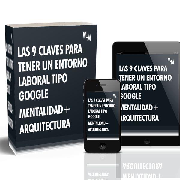 Imagem principal do produto Las  9 claves para tener un entorno laboral al nivel de Google.