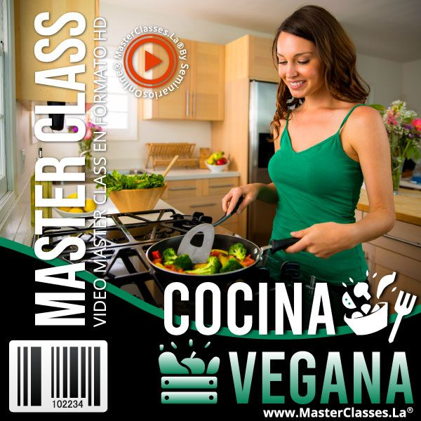 Imagem principal do produto Cocina Vegana