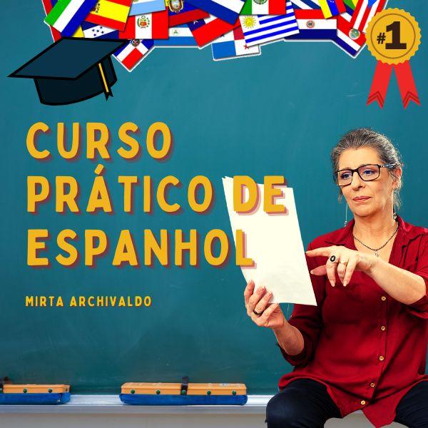 Imagem principal do produto Curso Prático de Espanhol