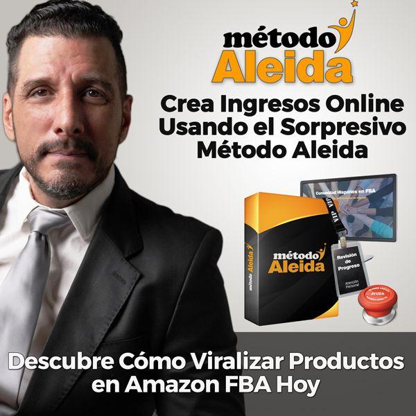 Imagem principal do produto Método Aleida