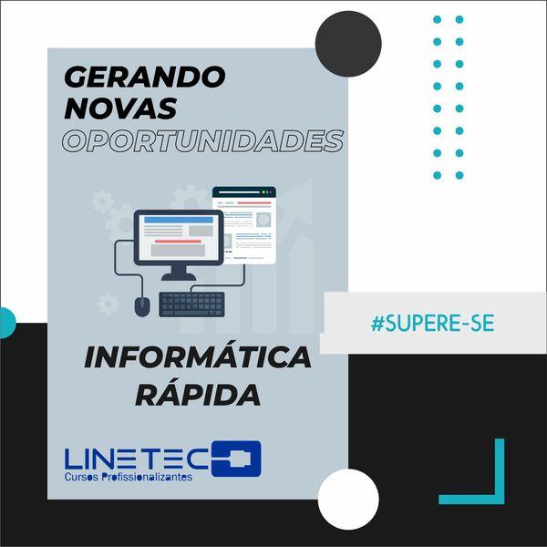 Imagem principal do produto Informática Rápida