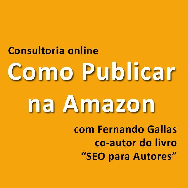 Imagem principal do produto Como publicar na Amazon