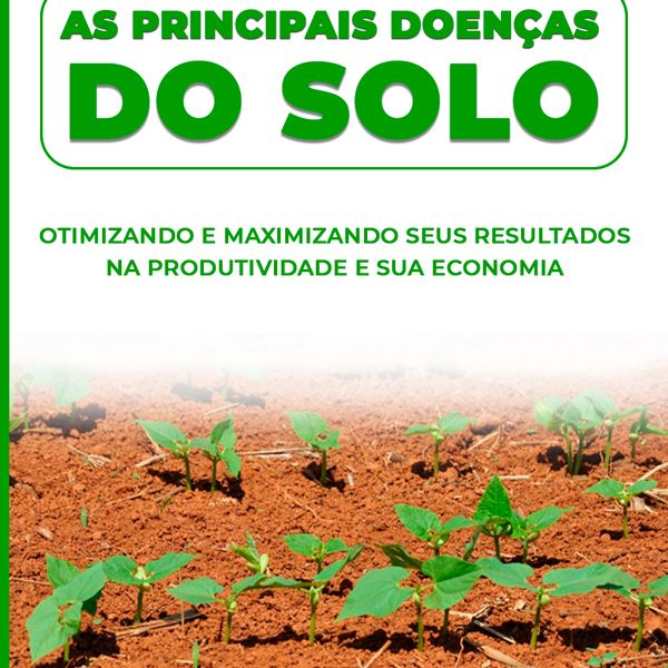 Imagem principal do produto As principais doenças do solo