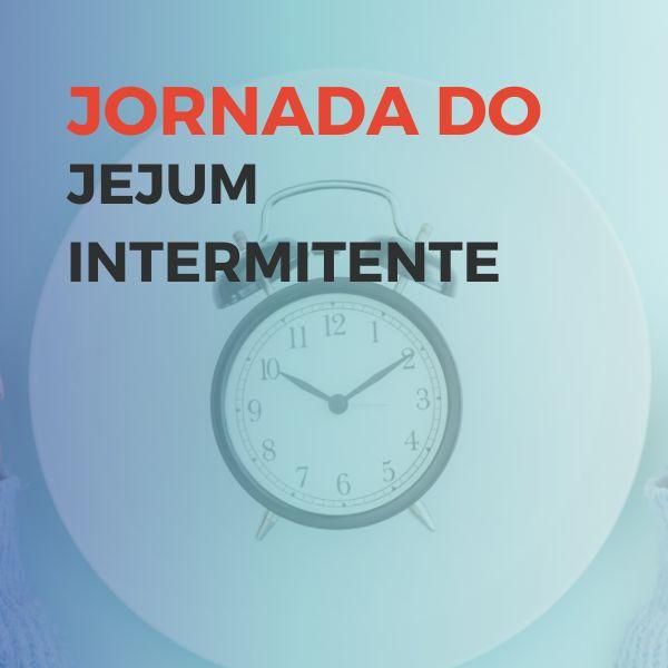 Imagem principal do produto A Jornada do Jejum Intermitente