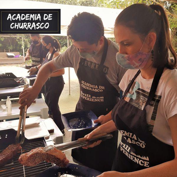 Imagem principal do produto CURSO PRESENCIAL ACADEMIA DE CHURRASCO SÁB. 05 / JUNHO