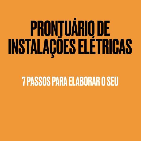 Imagem principal do produto Desvendando o Prontuário de Instalações Elétricas