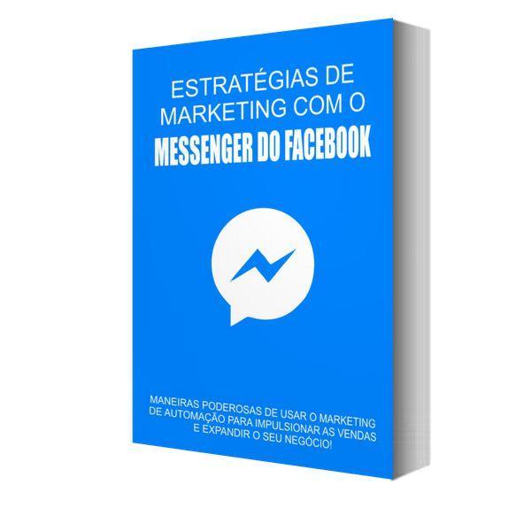 Imagem principal do produto Estratégias de Marketing Com o Messenger do Facebook