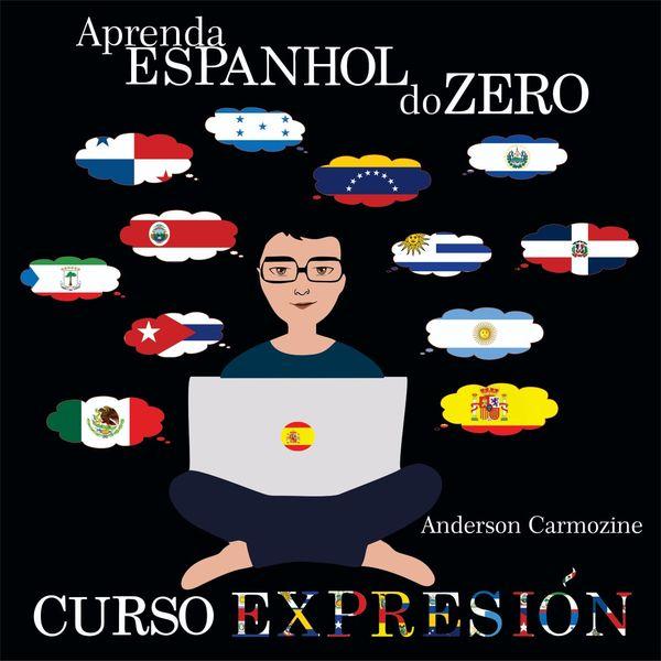 Imagem principal do produto EXPRESIÓN / Curso de Espanhol
