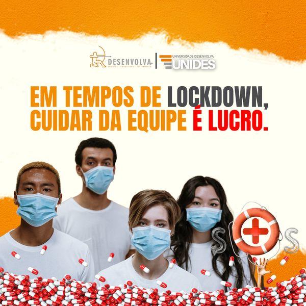 Imagem principal do produto Equipe forte, farmácia forte! - Treinamento para todo seu time.