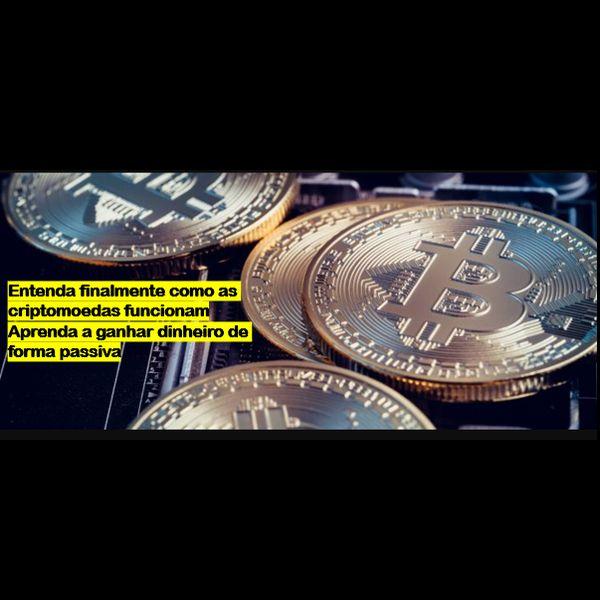 Imagem principal do produto Como funcionam as Criptomoedas
