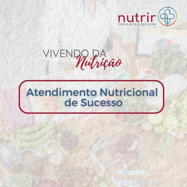 Imagem principal do produto Atendimento Nutricional de Sucesso